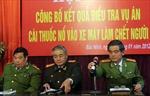 Vụ nổ xe máy ở Bắc Ninh: Cài thuốc nổ để... giải quyết mâu thuẫn vặt