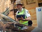 Công nghệ cao giúp chống gian lận đỗ xe