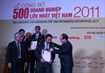 Agribank - Thương hiệu ngân hàng số 1 trong 500 doanh nghiệp lớn nhất Việt Nam