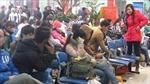 Hải Dương: Ngày cuối năm xe khách thi nhau tăng giá