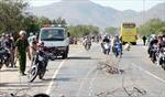 Đôi nam nữ tử nạn trên đường về quê ăn Tết