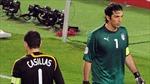 Buffon là thủ môn hay nhất thế giới 25 năm qua