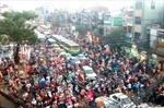 Hà Nội ra quân đảm bảo an toàn giao thông năm 2012