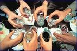 Người Trung Quốc học cách từ chối uống rượu ngày Tết