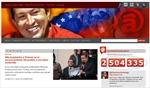 """Tổng thống Chávez là nhà lãnh đạo Mỹ Latinh có nhiều """"fan"""" nhất trên Twitter"""