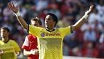Dortmund mua Helmes thay Barrios