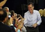 Bầu cử Mỹ: Ông Romney nới rộng khoảng cách dẫn điểm tại Florida