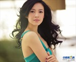 10 nữ hoàng quảng cáo của Trung Quốc 2011