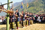 Lào Cai: Tưng bừng lễ hội Gầu Tào ở xã Tả Giàng Phình, huyện Sa Pa