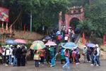Trên 1 triệu lượt khách đến dâng hương Vua Hùng dịp Tết