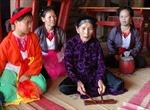 Gặp người truyền dạy hát Xoan ở làng An Thái, Phú Thọ