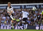 Tottenham chia tay Pavlyuchenko