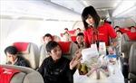 VietJetAir mở đợt khuyến mại chào Xuân
