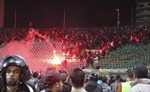 Thảm họa bóng đá tồi tệ nhất lịch sử Ai Cập