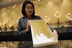 Giá vàng vọt lên mức cao nhất trong 8 tuần