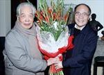 Lãnh đạo Đảng, Nhà nước chúc mừng đồng chí Đỗ Mười nhân ngày sinh lần thứ 95