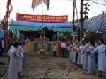 Độc đáo Lễ hội Bà Chợ Được