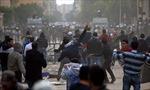 Đụng độ biểu tình ở Ai Cập:Hơn 600 người thương vong