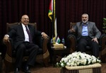 Lãnh đạo Fahta và Hamas bí mật gặp nhau