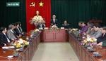 Chủ tịch Quốc hội động viên nhân dân Hà Tĩnh sản xuất đầu năm mới