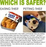 McDonald chọc giận người yêu chó