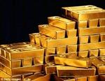 Vàng cán mốc 1.750 USD/ounce