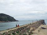 Đầu tư 2 tỷ đồng nạo vét cửa biển Tam Quan