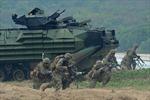 """13.000 binh sĩ tham gia tập trận """"Hổ mang Vàng"""""""