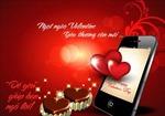 Valentine ngọt ngào cùng Quà tặng tin nhắn