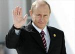 Hàng chục nghìn người Nga tuần hành ủng hộ chính quyền