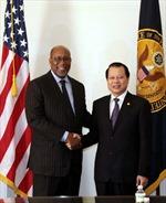 Phó Thủ tướng Vũ Văn Ninh thăm và làm việc tại Mỹ