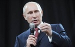 Ông Putin hứa tăng dân số Nga