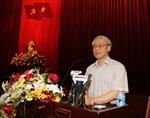 Hội nghị gặp mặt nguyên cán bộ cấp cao của Đảng, Nhà nước khu vực phía Nam