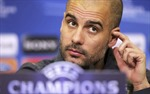 Guardiola: Champions League là một thách thức viết hoa