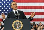 Tổng thống Mỹ đệ trình ngân sách kỷ lục