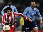 Lượt đi vòng 1/16 Europa League: Niềm vui Liga, nỗi buồn Serie A