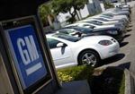 """Tập đoàn xe hơi GM """"gặt hái"""" trong năm 2011"""