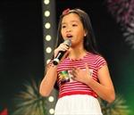 """Giọng hát """"thiên thần"""" của cô bé 9 tuổi"""