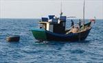 Cứu nạn thành công tàu cá bị nạn trên biển