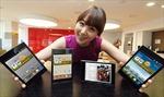 LG trình làng điện thoại 5 inch Optimus Vu