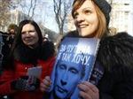 30.000 người diễu hành ủng hộ Putin
