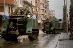 Libi huy động quân đội giải quyết xung đột sắc tộc