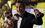 Giải thưởng Oscar 2012: Phim câm lên ngôi