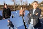 Tấm quang năng nổi - bước tiến mới về năng lượng mặt trời