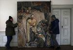 Tìm thấy bộ sưu tập tranh mất tích của Adolf Hitler