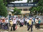 Học sinh bỏ học nhiều, Khánh Hòa hỗ trợ 10 tỷ tiền ăn trưa