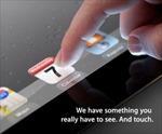 Apple trình làng iPad 3 vào 7/3