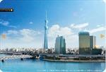 Hoàn thành tòa tháp cao thứ hai thế giới