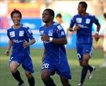 Vòng 8 V - League 2012: Sông Lam Nghệ An lại hòa
