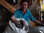 Một nông dân Nghệ An cày trúng... hũ tiền cổ